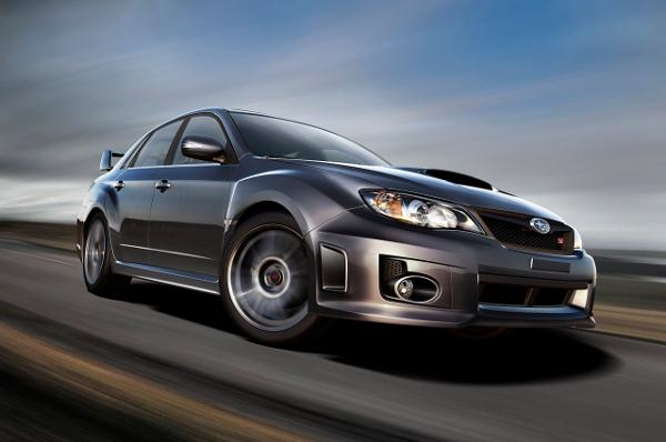 subaru wrx sti at Affordable Performance Cars