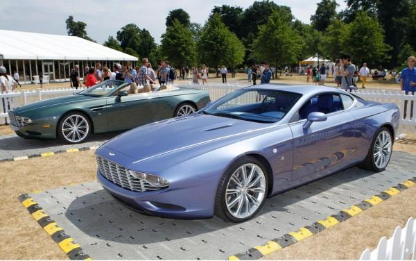 Aston Martin centenary celebrations 2 600x376 at Aston Martin Centennial Editions by Zagato