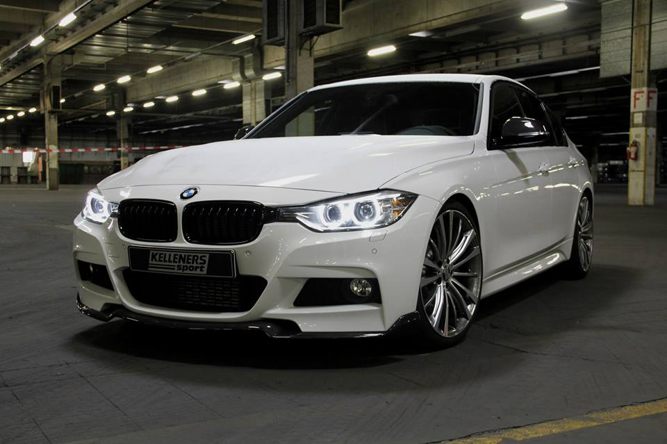 BMW 3-Series M Sport by Kelleners Sport
