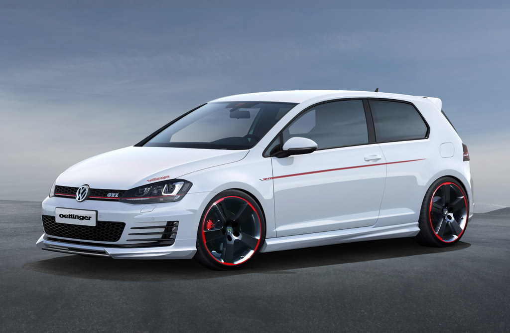 Volkswagen Golf 2019 >> Oettinger Tuning Kit For Golf GTI Mk7