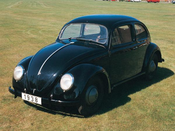 VWbeetle at 5 Classic Starter Cars