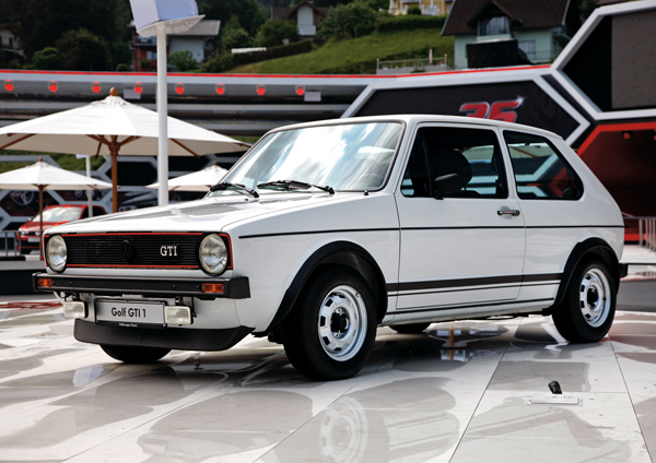 gti at 5 Classic Starter Cars