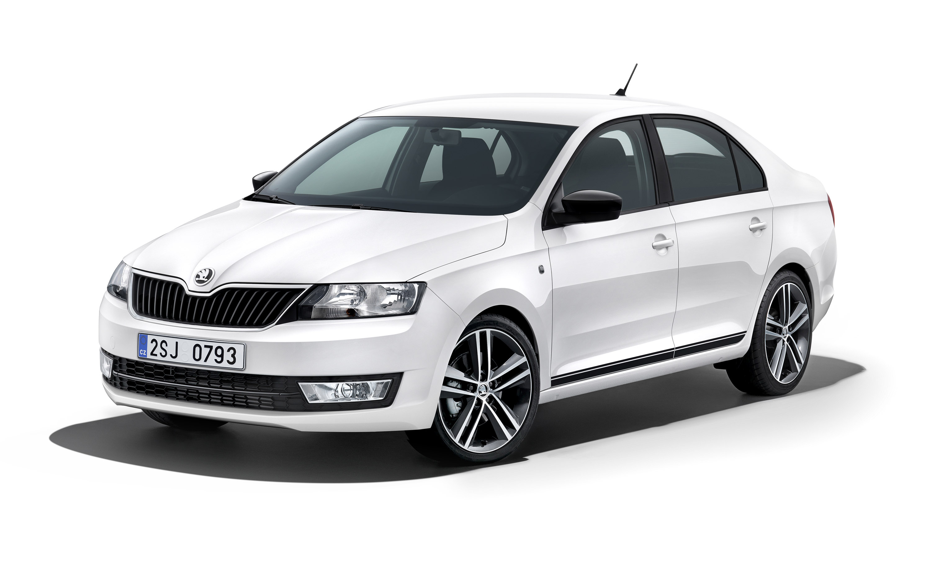 Skoda Rapid Styleplus Revealed