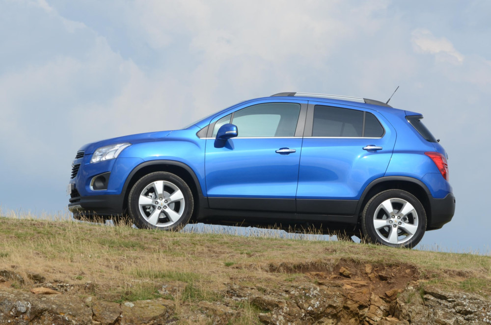 2014 Chevrolet Trax UK Prices And Specs