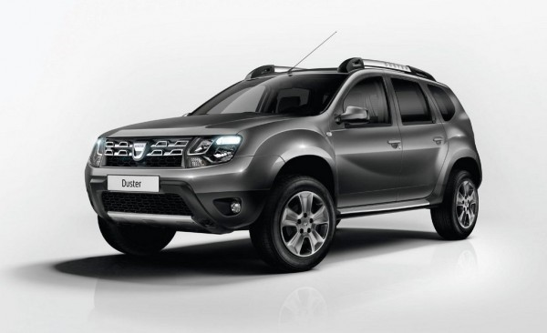 2014 Dacia Duster 1 600x366 at Euro Spec 2014 Dacia Duster Debuts at IAA