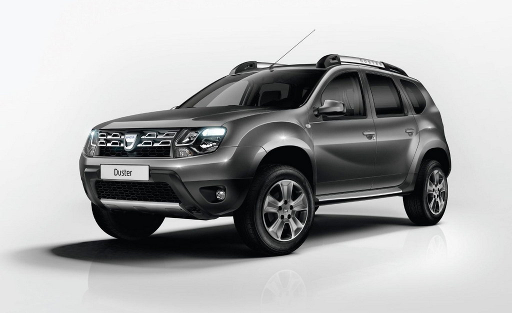 2014 Dacia Duster 1 at Euro Spec 2014 Dacia Duster Debuts at IAA