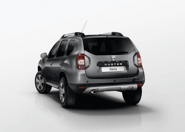 2014 Dacia Duster 2 600x428 at Euro Spec 2014 Dacia Duster Debuts at IAA