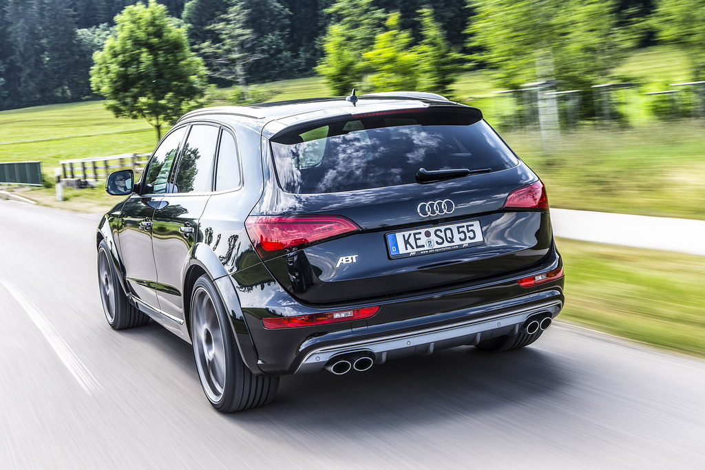 Abt Tuning Kit For Audi Sq5
