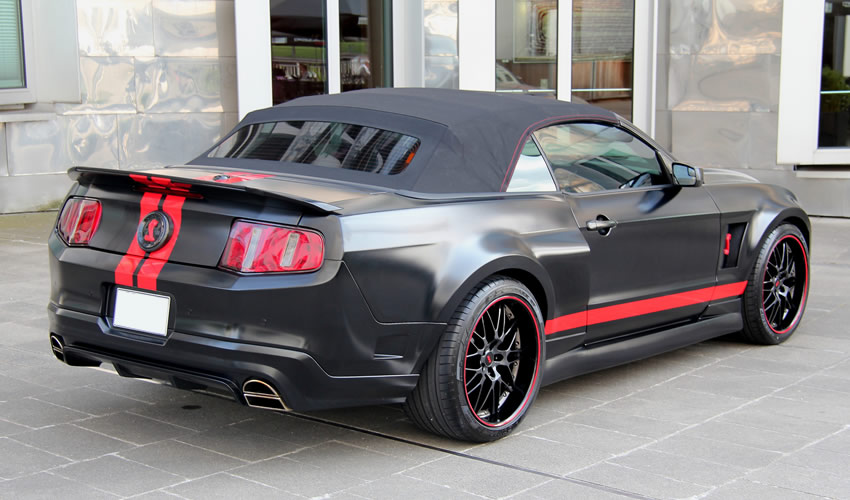 Shelby GT 500 Super Venom by Anderson Germany