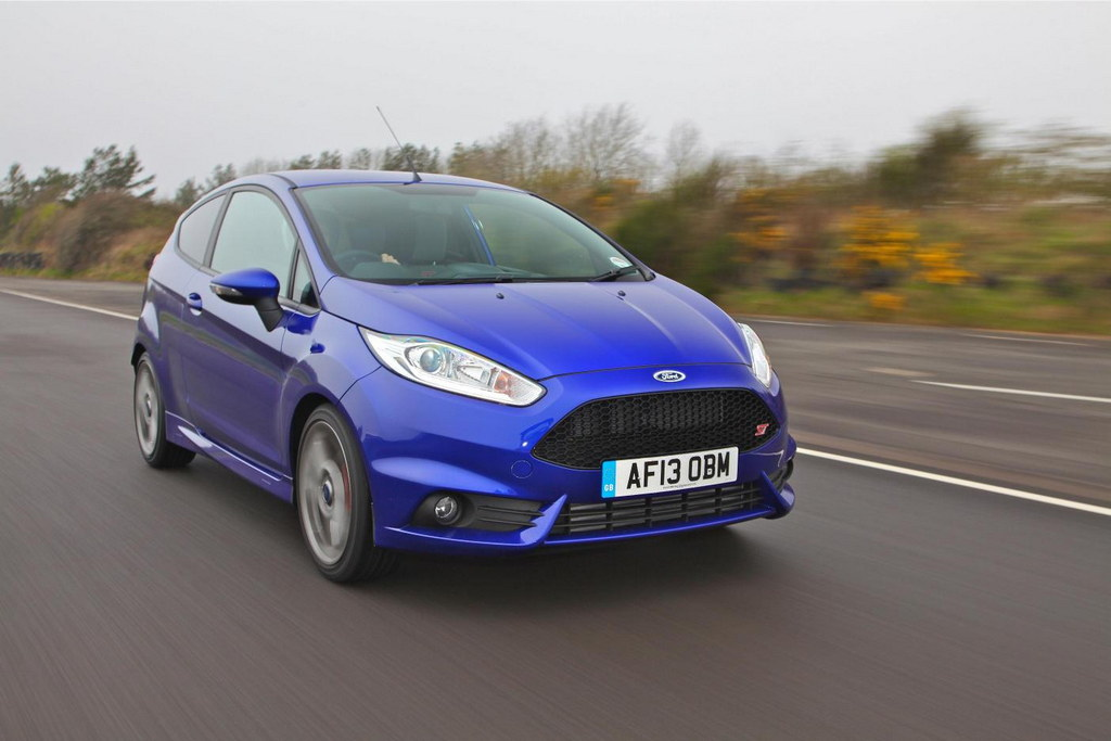 New Ford Fiesta Hatchback 1.0 EcoBoost Titanium X 100ps 3dr at ...