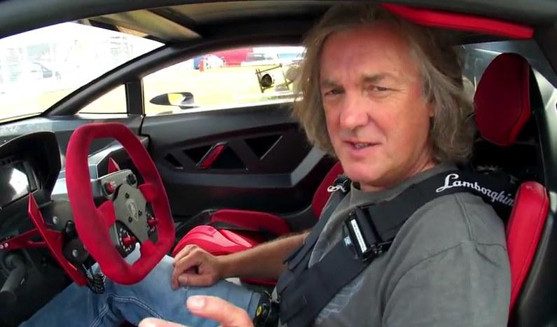 Jeremy And James Talk About Lamborghini Sesto Elemento