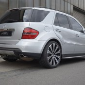 MEC Design W164 ML500 mit Condeni Ultimo 10x22 16 175x175 at Mercedes ML500 W164 Upgraded by MEC Design