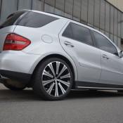 MEC Design W164 ML500 mit Condeni Ultimo 10x22 19 175x175 at Mercedes ML500 W164 Upgraded by MEC Design