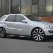 MEC Design W164 ML500 mit Condeni Ultimo 10x22 26 175x175 at Mercedes ML500 W164 Upgraded by MEC Design
