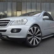 MEC Design W164 ML500 mit Condeni Ultimo 10x22 29 175x175 at Mercedes ML500 W164 Upgraded by MEC Design