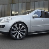 MEC Design W164 ML500 mit Condeni Ultimo 10x22 30 175x175 at Mercedes ML500 W164 Upgraded by MEC Design