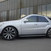 MEC Design W164 ML500 mit Condeni Ultimo 10x22 31 175x175 at Mercedes ML500 W164 Upgraded by MEC Design