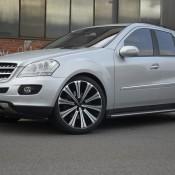 MEC Design W164 ML500 mit Condeni Ultimo 10x22 7 175x175 at Mercedes ML500 W164 Upgraded by MEC Design