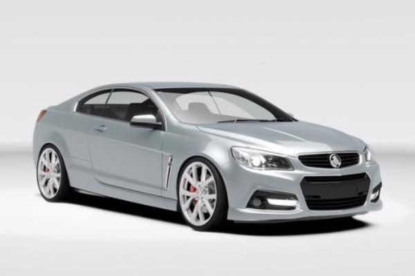New Holden VF Monaro 1 at New Holden VF Monaro Speculatively Rendered