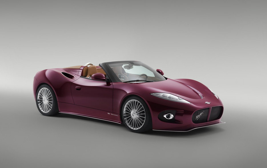 Spyker B6 Spyder1 at Spyker B6 Spyder European Debut Set For Salon Prive
