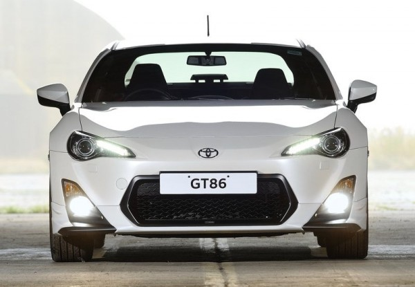 Toyota GT86 600x415 at Is Toyota GT86 Finally Getting More Power?