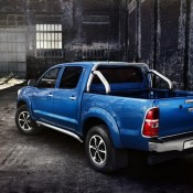 Toyota Hilux Invincible 4 175x175 at New Toyota Hilux Invincible Announced For Europe