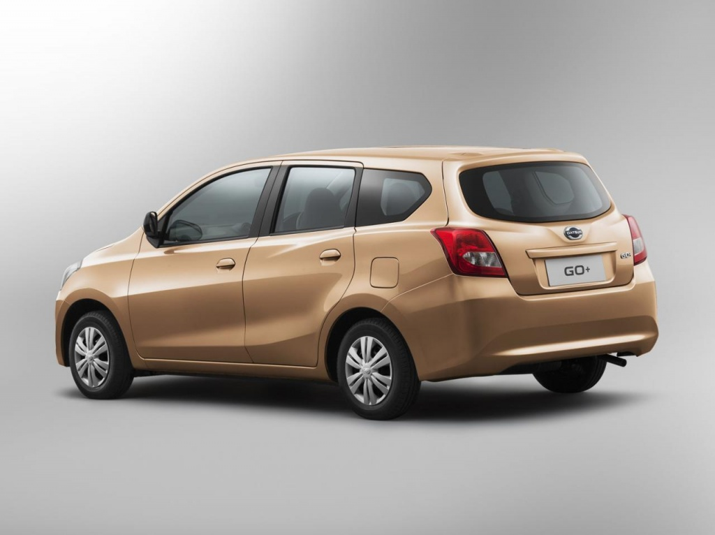 Datsun GO+ Wagon Announced