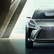 Lexus LF NX Crossover 2 175x175 at Lexus LF NX Crossover Concept Unveiled