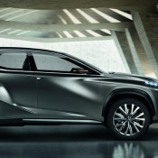 Lexus LF NX Crossover 3 175x175 at Lexus LF NX Crossover Concept Unveiled