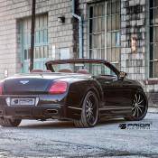 Prior Design Bentley Continental GTC 3 175x175 at Prior Design Bentley Continental GTC in Black