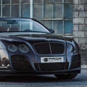 Prior Design Bentley Continental GTC 5 175x175 at Prior Design Bentley Continental GTC in Black