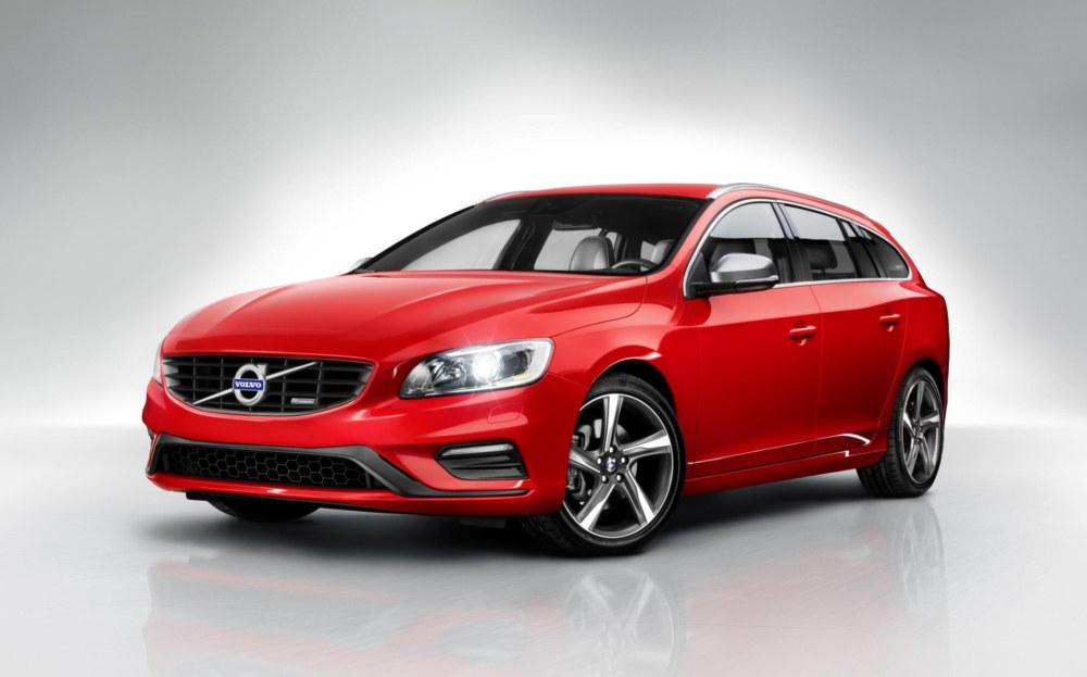2014 Volvo V60 Wagon Us Specs