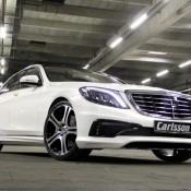 carlsson s class 1 175x175 at Carlsson Mercedes S Class W222 Gets 780 Horsepower