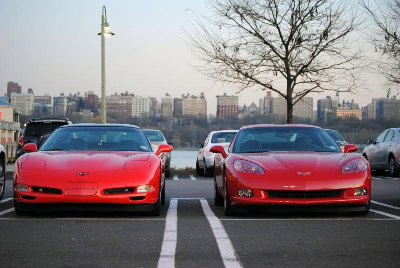 corvette c5 vs c6 at Corvette C5 vs C6