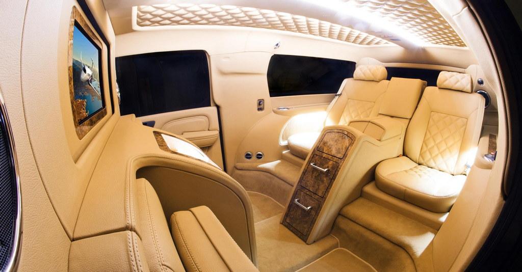 cadillac escalade interior makeover by carisma auto design. Black Bedroom Furniture Sets. Home Design Ideas