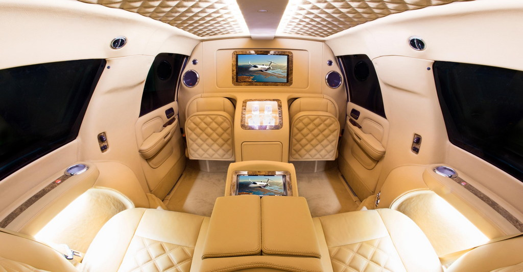 Cadillac Escalade Interior Makeover By Carisma Auto Design