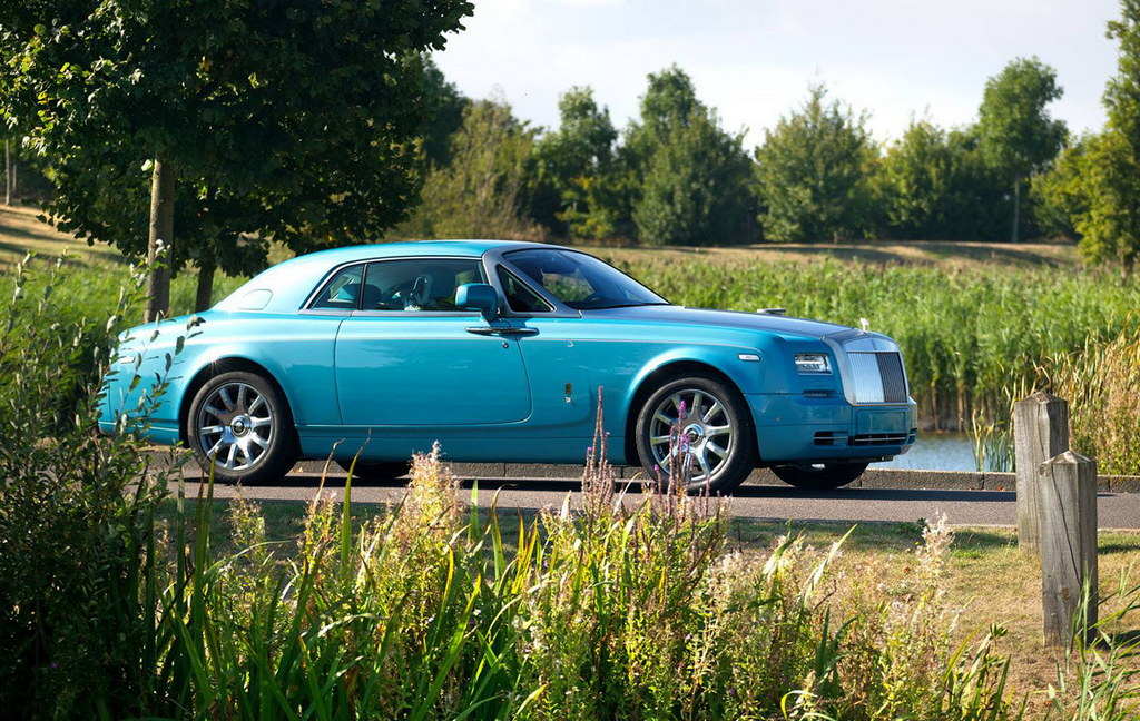 Rolls Royce Phantom Coupe Ghawwass 1 at Rolls Royce Phantom Coupe Ghawwass Edition Revealed