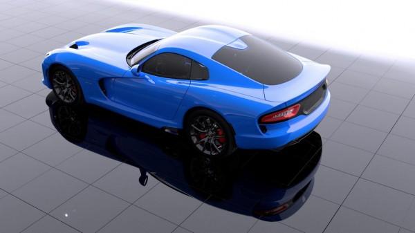 SRT Viper Color Contest 1 600x337 at SRT Viper Color Contest Announced
