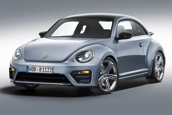 VW BEETLE R 600x400 at Is the New Beetle R a Poor Mans Porsche?
