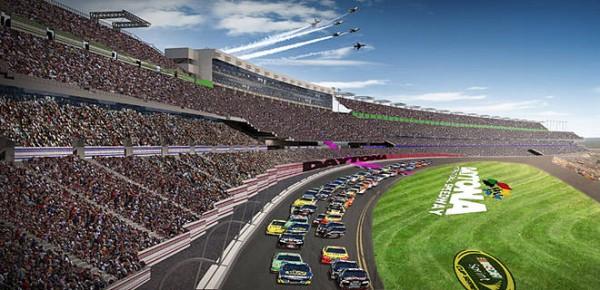 daytona racetrack 1 600x290 at Daytona Racetrack Improvements Signal Changes for Motorsports Fans