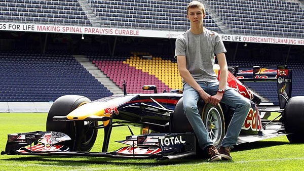 toro5 at Daniil Kvyat's Seat At Toro Rosso: Money Or Talent?