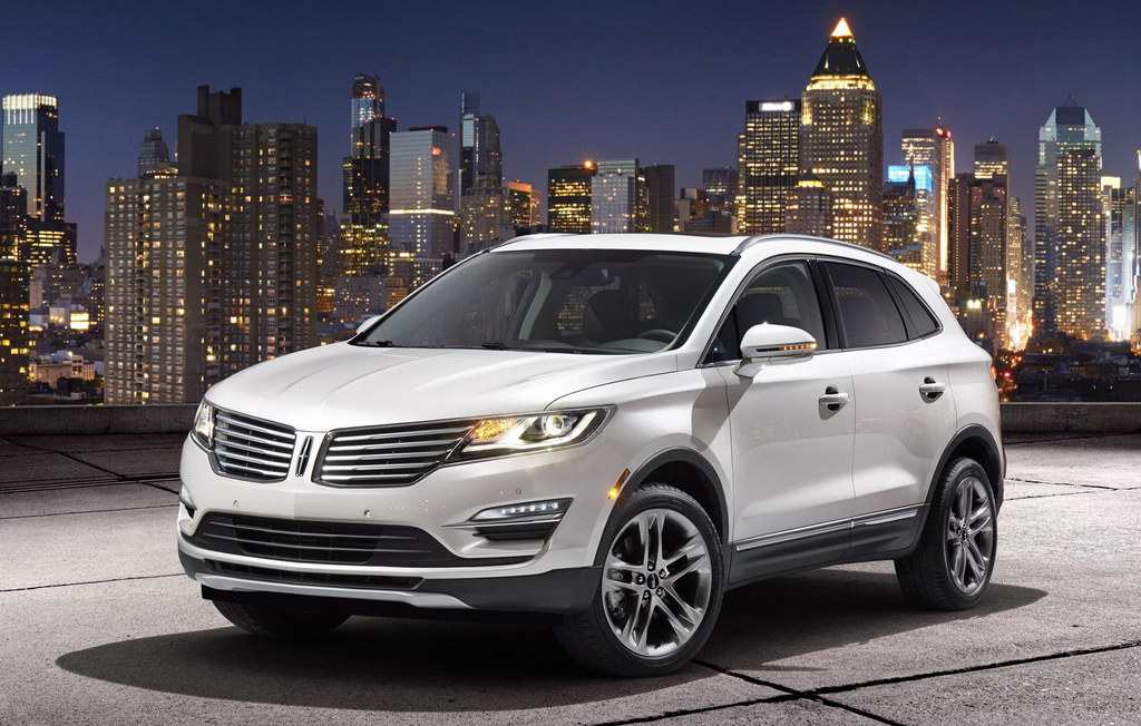2015 Lincoln MKC 0 at 2015 Lincoln MKC Revealed