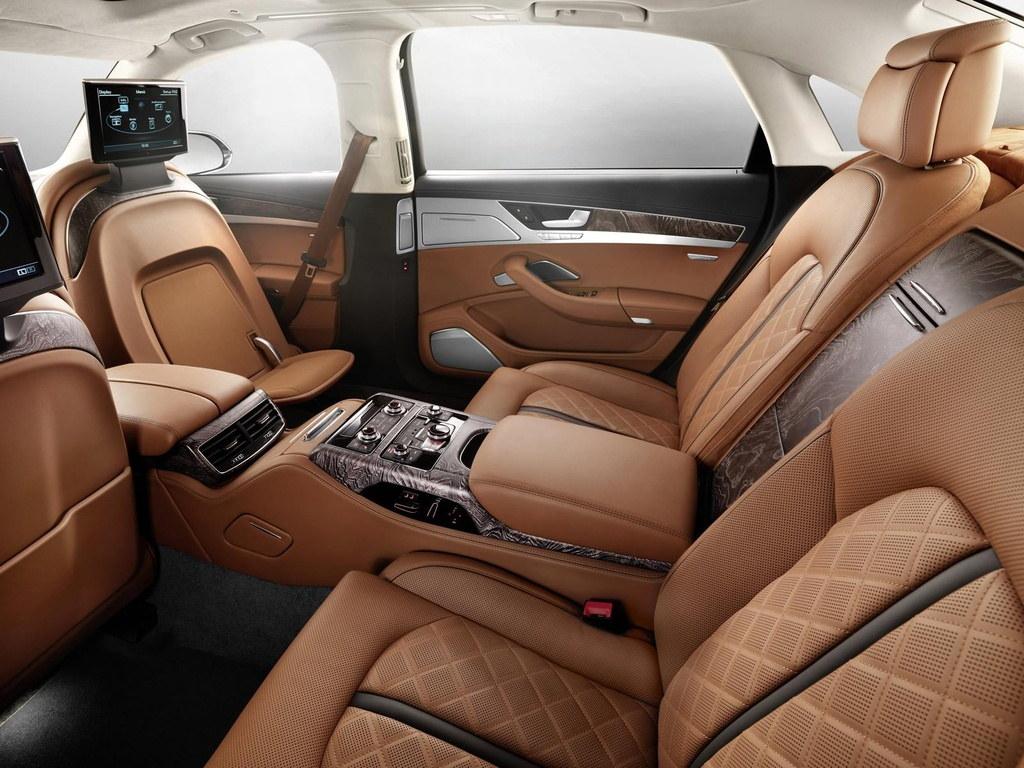 Audi A8L W12 Exclusive Concept Revealed