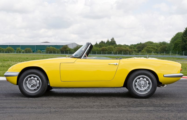 British Sports Cars 1 at On the Virtues of British Sports Cars