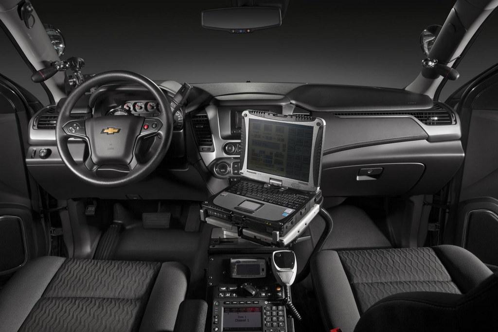 2019 Chevrolet Silverado Concept >> Chevrolet Tahoe Police Concept Revealed