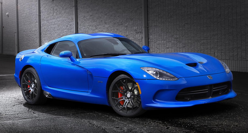 Competition Blue Viper 1 at Competition Blue Wins SRT Viper Color Contest