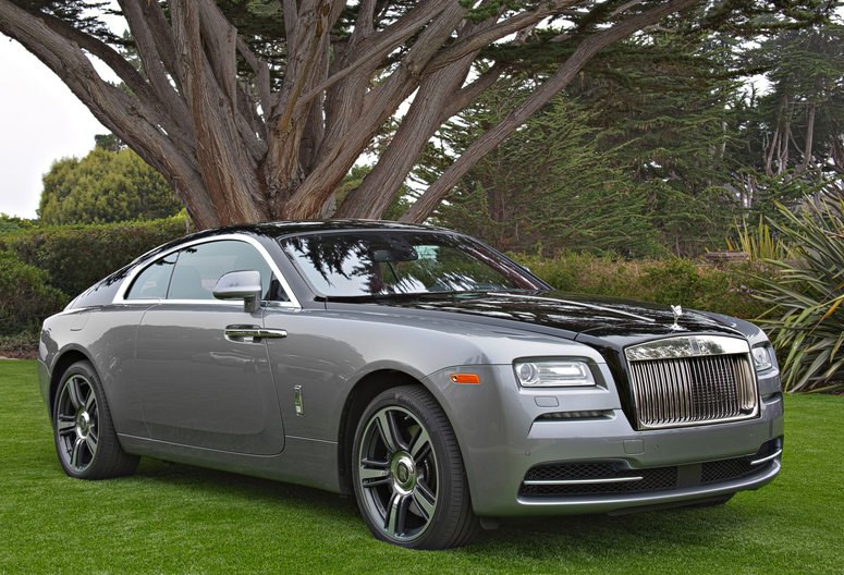 Rolls Royce Wraith Drophead Confirmed For Production