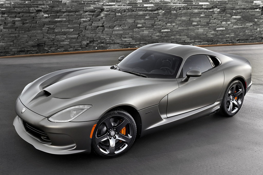 SRT Viper GTS Anodized Carbon at SRT Viper GTS Anodized Carbon Package Announced