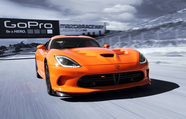 SRT Viper TA at SRT Viper Time Attack Priced at $123,080