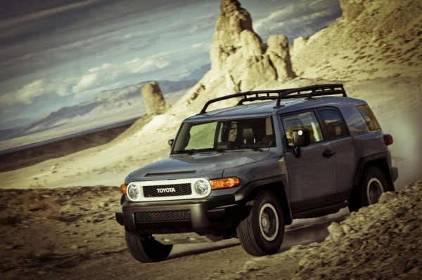 Toyota FJ Cruiser Ultimate 1 600x399 at Toyota FJ Cruiser Killed Off with Trail Teams Ultimate Edition